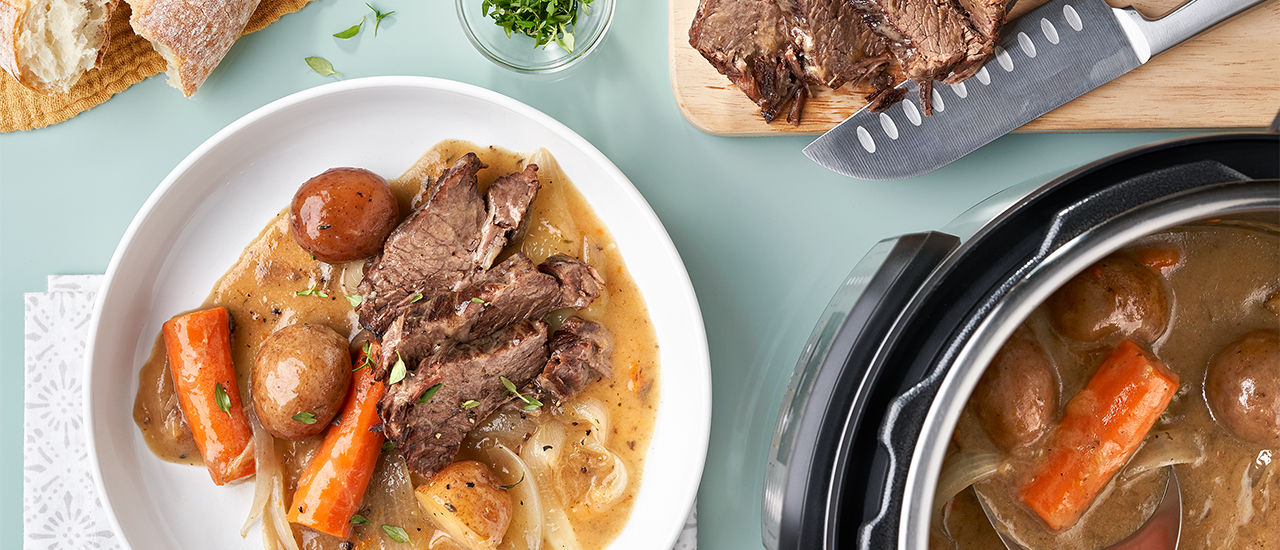 Instant Pot® Easy Pot Roast Recipe