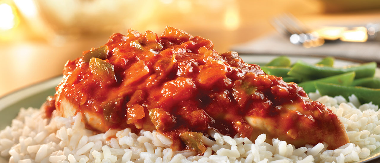 Sweet & Spicy Picante Chicken