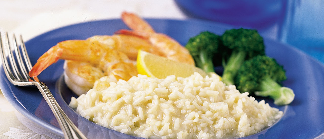 Easy Risotto-Style Rice