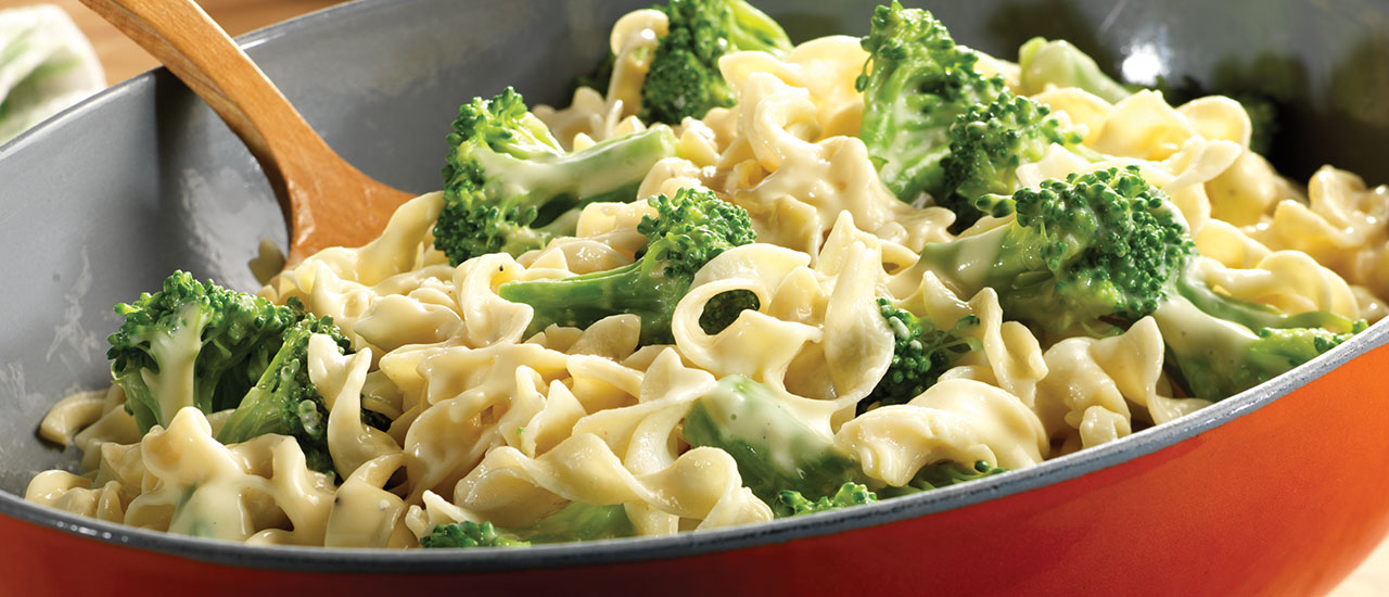 Broccoli & Noodles Supreme