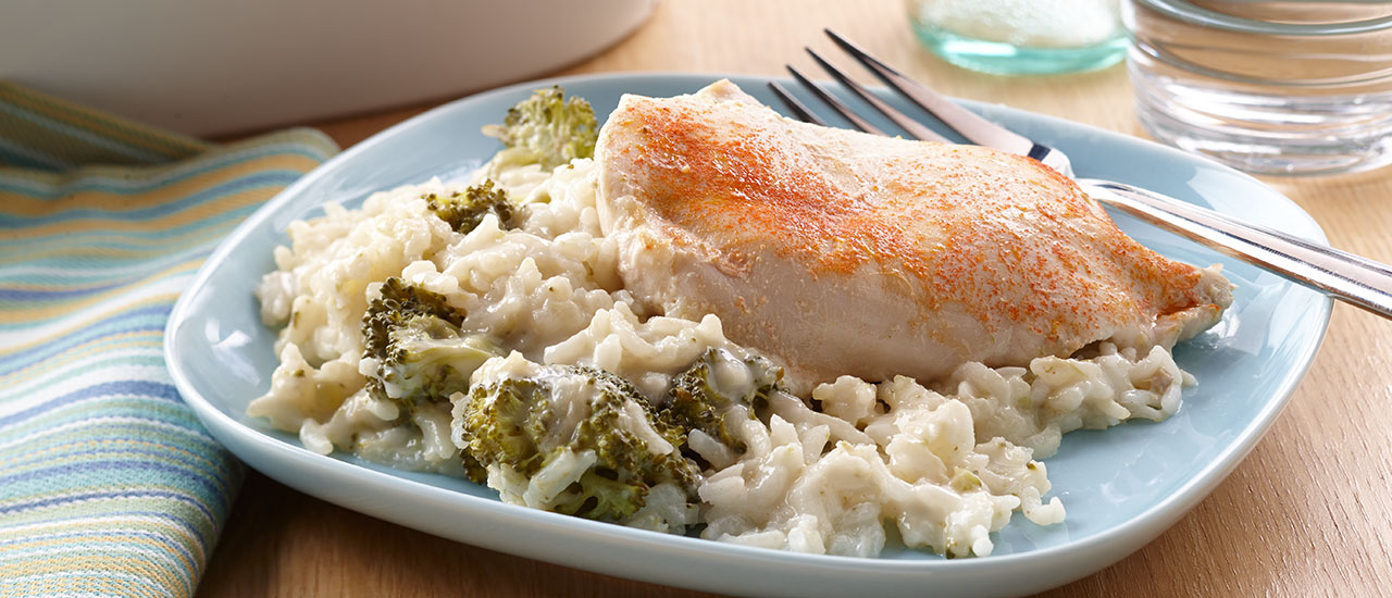 Baked Chicken Broccoli Amp Rice