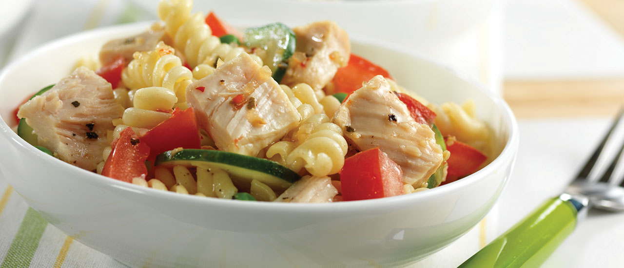 Chicken Pasta Salad Italiano