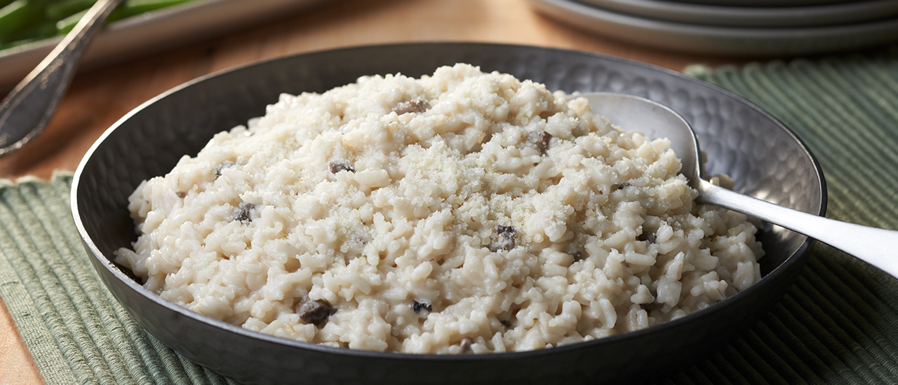 Cream of Mushroom Rice