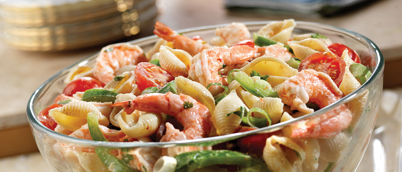San Antonio Shrimp Shells Salad Pace Foods