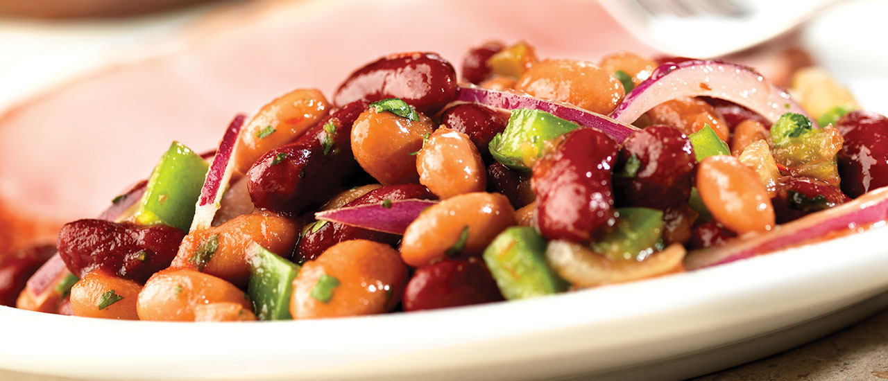 Best-of-the-West Bean Salad