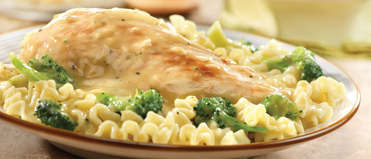 Creamy Broccoli Chicken & Herbs