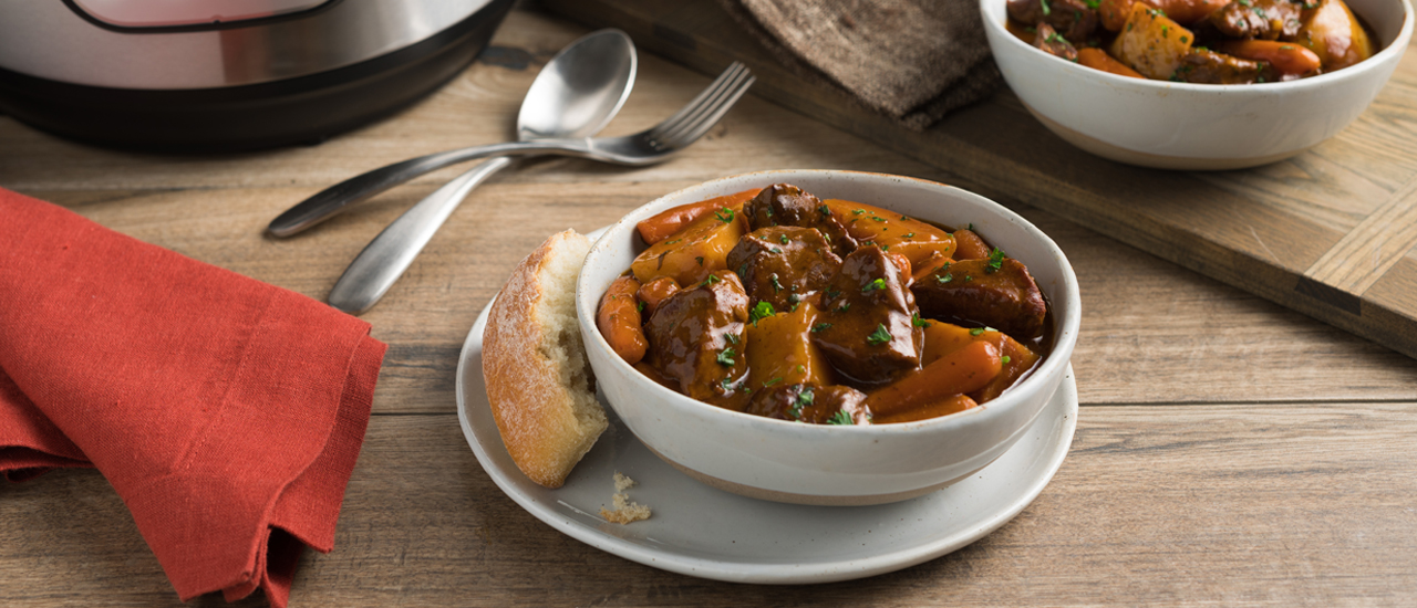 Instant Pot® Classic Beef Stew