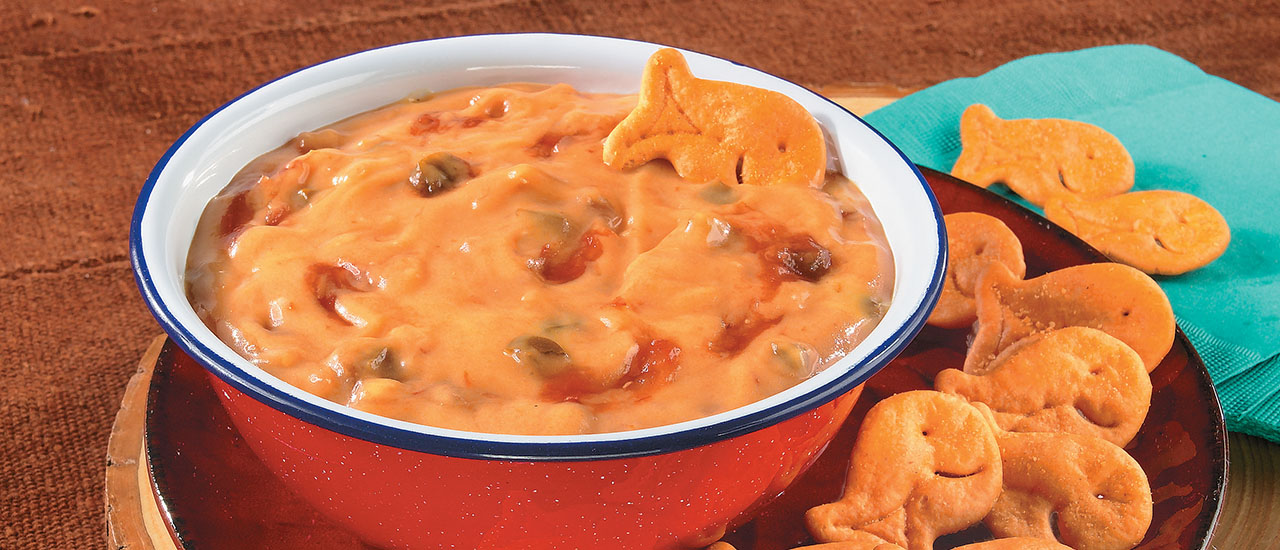 Colossal Queso Dip