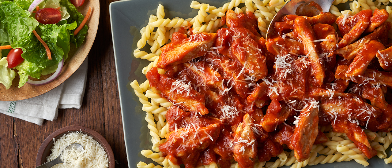 Easy Chicken Marinara