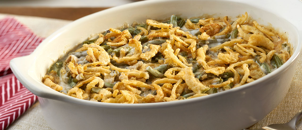 Crock Pot Green Bean Casserole is a delicious combination of from-scratch cooking and slow cooker convenience. You'll want this on your menu all year round!