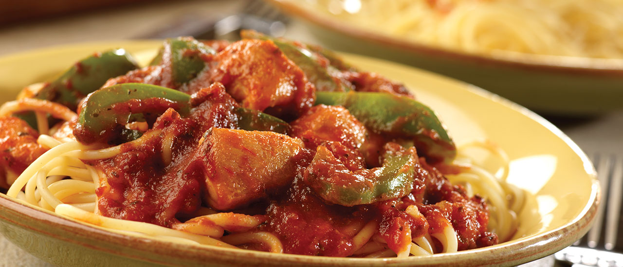 Italian Chicken & Peppers