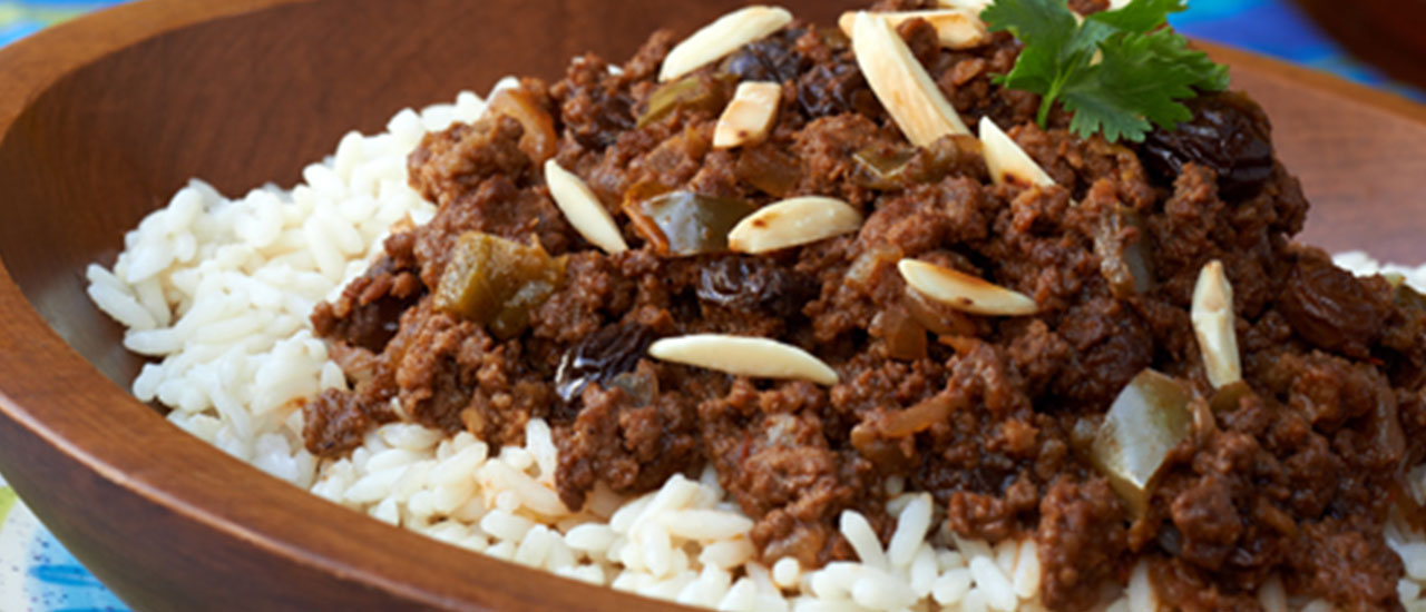 Slow-Cooked Picadillo