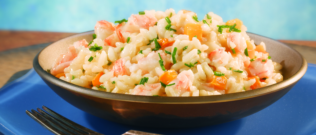 Shrimp & Lobster Risotto