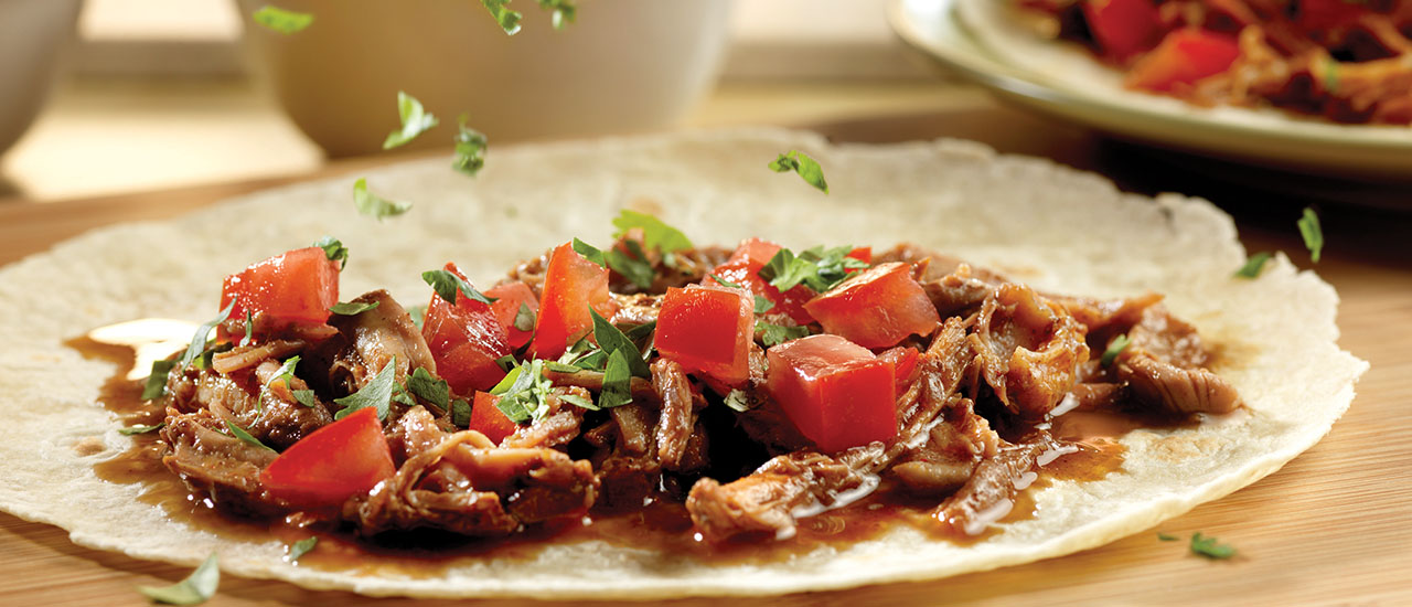 Slow Cooker Mole-Style Pulled Pork