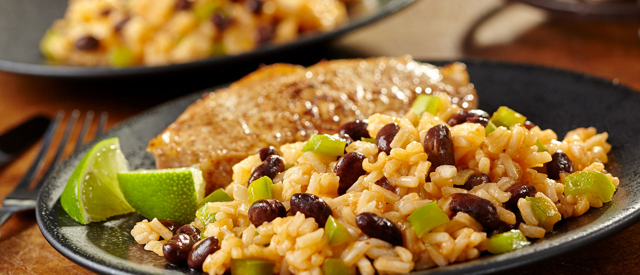 Mexican Beans & Rice