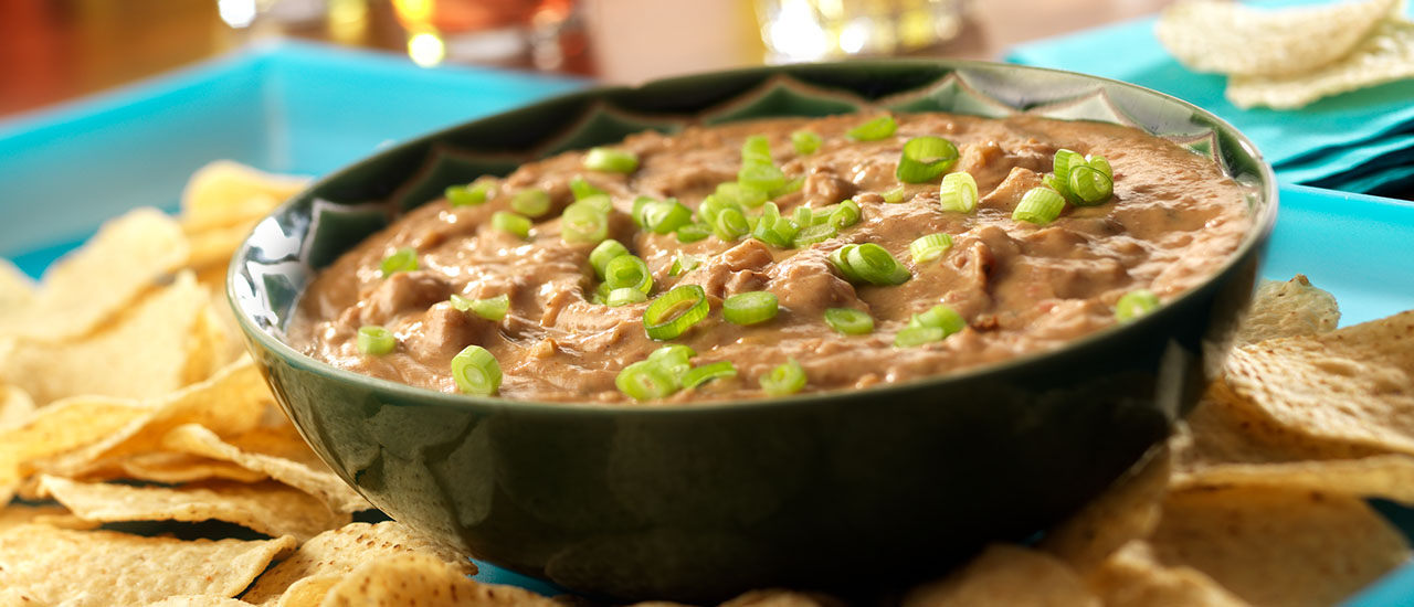 Chipotle Chicken Bean Dip