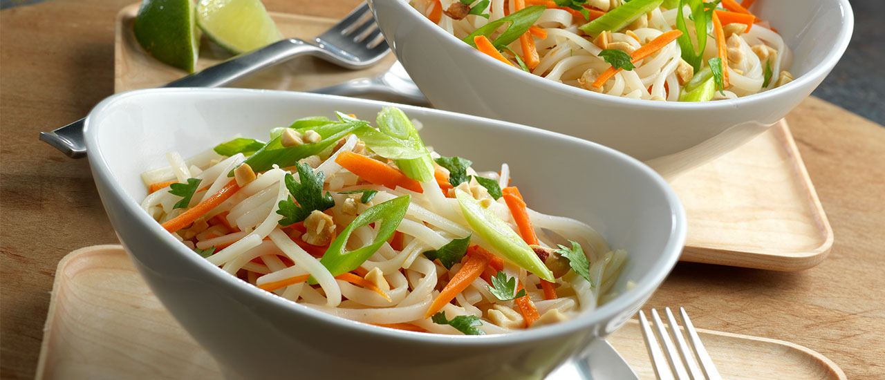 Thai Curry Noodle Bowl