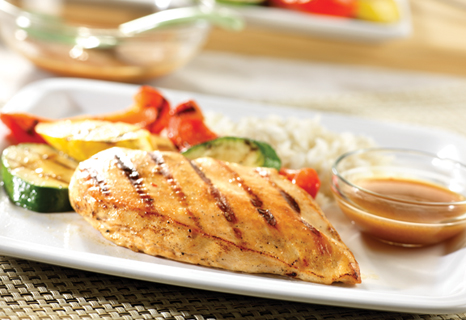 Image of Asian Grilled Chicken, Campbells Kitchen