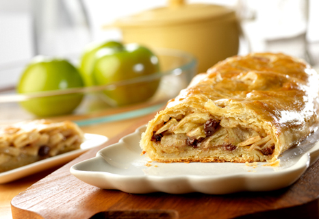 Image of Apple Strudel, Campbells Kitchen
