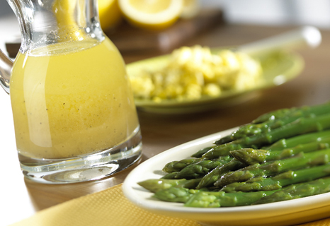 Image of Asparagus With Citrus Dressing, Campbells Kitchen