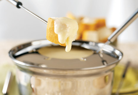 Easy cheese fondue recipes chicken broth
