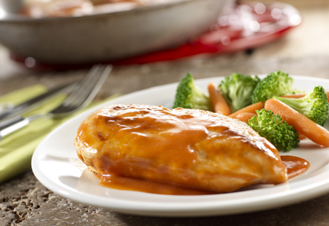 Image of Sweet & Tangy Chicken, Campbells Kitchen
