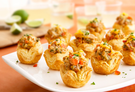 Image of King Ranch Chicken Shells, Campbells Kitchen