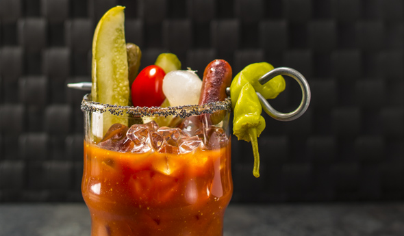 Chicago-Style Bloody Mary