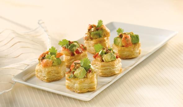 Chipotle Lobster Cups