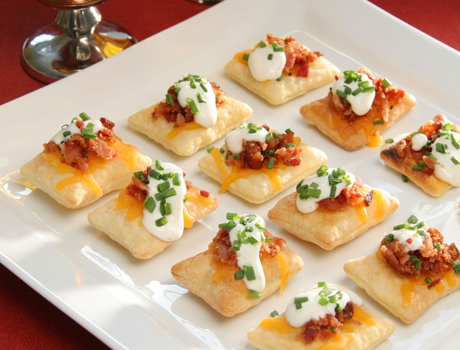 Pepperidge Farm® Puff Pastry - Recipe Detail - Bacon and ...