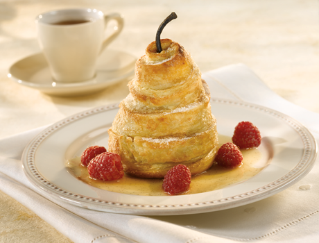 Pepperidge Farm® Puff Pastry - Recipe Detail - Wrapped Pears with ...