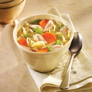 Sustenance:.: Homemade Turkey Noodle Soup