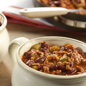 7-Ingredient Chili