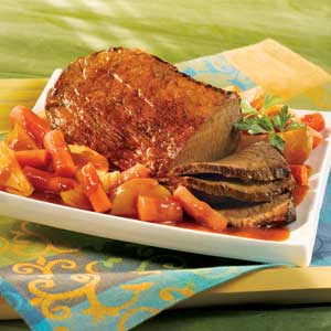 Veggie Pot Roast