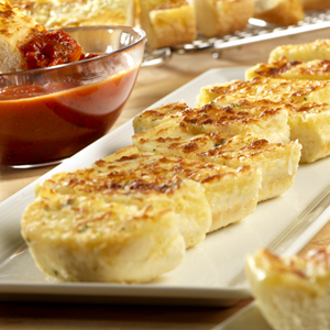 Mozzarella Cheese Bread Sticks