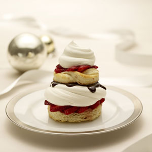 Puff Pastry Strawberry and Cream Napoleons