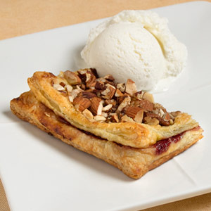 Nothing-to-it Fruit Strudel