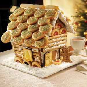 Holiday Cookie House
