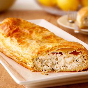 Pepperidge Farm 174 Puff Pastry Recipe Detail Crab Strudel